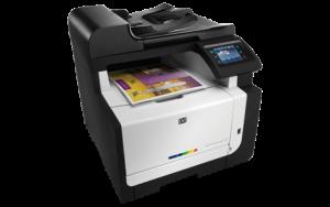 impresora laser multifuncional