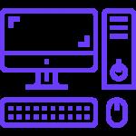 computadora de escritorio para el hogar y empresas