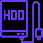 En M&V Technologies tienes una variedad de accesorios de computo tales como disco duro externo usb 3.0 a un excelente precio