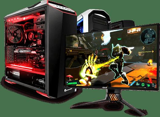 ensamblamos tu computadora ideal para juegos trabajos o tareas