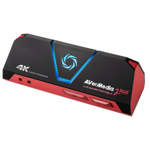 capturador avermedia portable c875